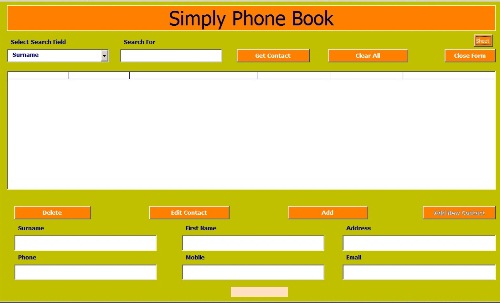 download phone book
