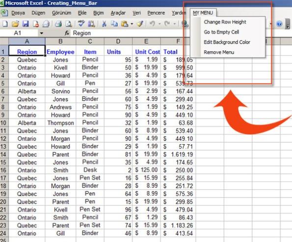 Net Merkez.Advanced Ms Excel