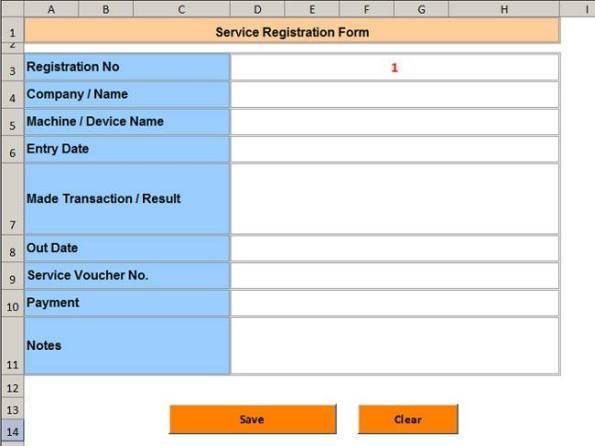 service-form
