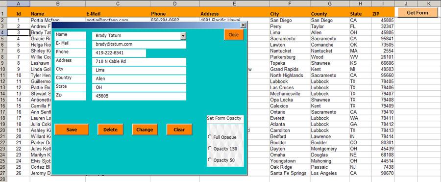 Userform Opacity | Net Merkez Advanced Ms Excel Tutorials and Open
