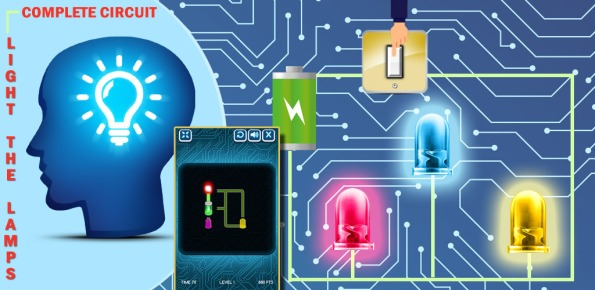 Android Light Lamps Game
