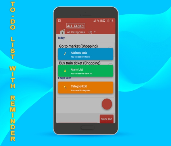 android todolist app